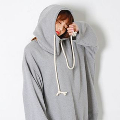 FASHION DIVA - Drawstring Hood