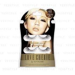 D-up - Love Cherie Eyelasher (#02 Elegant Style)