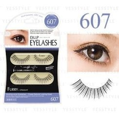 D-up - Furry Eyelashes (#607 Simple)