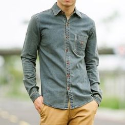 SeventyAge - Denim Shirt