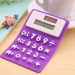 Eggshell Houseware - Silicone Calculator