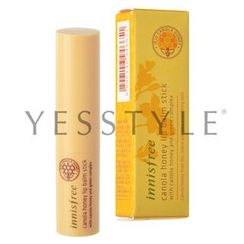 Innisfree - Canola Honey Lip Balm Stick
