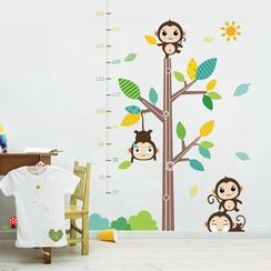 LESIGN - Monkey Wall Stickers