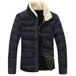 Alvicio - Padded Corduroy Jacket