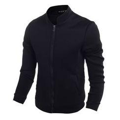 Fireon - Stand Collar Zip Jacket