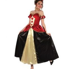 Gembeads - Queen of Heart Party Costume