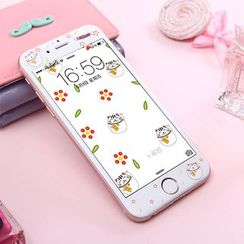 Wince - Cartoon Tempered Glass Screen Protection Film - iPhone 6s