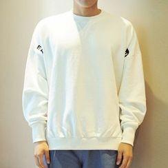 Streetstar - Applique Sweatshirt