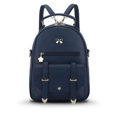 Rabbit Bag - Faux Leather Backpack