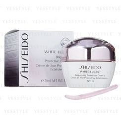 Shiseido - White Lucent Brightening Protective Cream W SPF 15