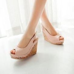 YOUIN - Wedge Sandals