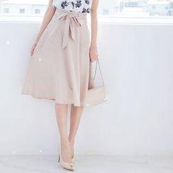 Tokyo Fashion - Bow Midi Skirt