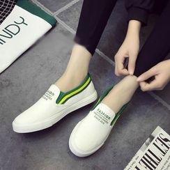 Micha - 字母輕便鞋