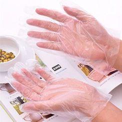 Evora - Disposable Plastic Gloves