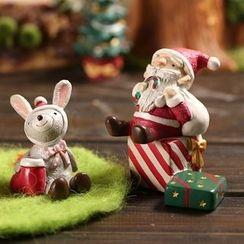 OH.LEELY - Christmas Animal Ornament
