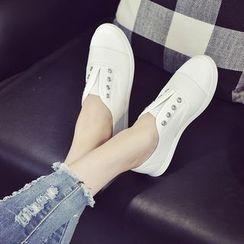 Micha - 圓孔輕便鞋