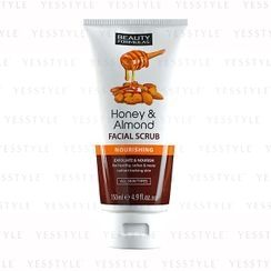 Beauty Formulas - Honey and Alomnd Facial Scrub