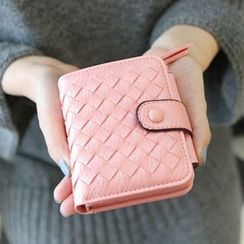 Rinka Doll - Woven Wallet