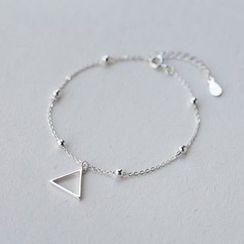 A'ROCH - 925純銀三角手鏈