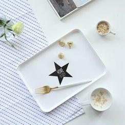 川岛屋 - 印花餐盘
