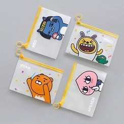 Full House - Kakao - Cartoon Zip Pencil Bag