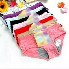 潮流生活 - 卫生内裤
