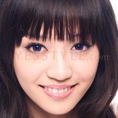 GEO - 彩色隐形眼镜 BS-201 (Bella 紫) [只提供 P-0.00]