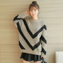 Colorful Shop - Patterned Sweater