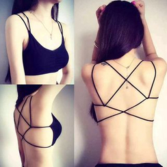 Aquamoon - Strappy Back Bra Top