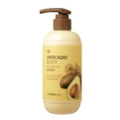 The Face Shop - Avocado Body Moisture Lotion 300ml