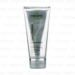Hempz - Texturizing Styling Glue with Pure Organic Hemp Seed Oil (Firm Hold)