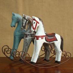 Retro Times - Horse Desk Ornament