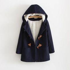 Nycto - Toggle Hooded Coat