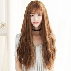 SEVENQ - Long Full Wig - Wavy