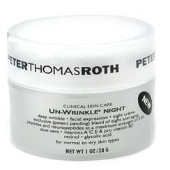 Peter Thomas Roth - Un-Wrinkle Night Cream