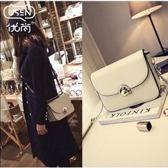 Youshine - Flap Chain Strap Shoulder Bag