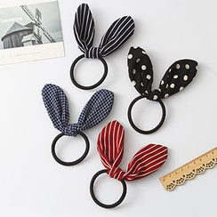 Oohlala! - Rabbit Ear Hair Tie