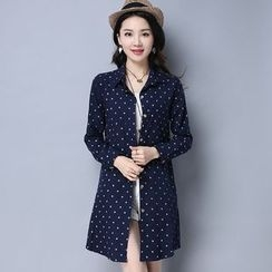 One2One - Dotted Long Shirt