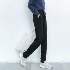 Maymaylu Dreams - Fleece-Lined Drawstring Pants