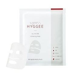 HYGGEE - All-In-One Whitening Mask 26g