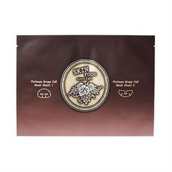 Skinfood - Platinum Grape Cell Mask Sheet 1pair