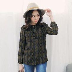 Tokyo Fashion - Patterned Shirt