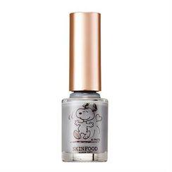 Skinfood - Snoopy Nail Polish (#01 Shaking Snoopy)