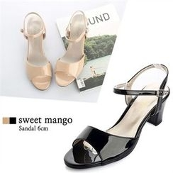 SWEET MANGO - Ankle-Strap Sandals
