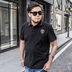GARBO - Short-Sleeve Polo Shirt