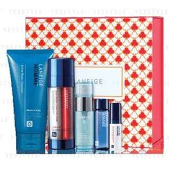 Laneige - Lucky Holiday Homme Dual Action Set