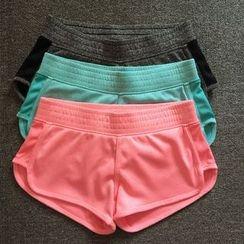 Quinos - Plain Sports Shorts