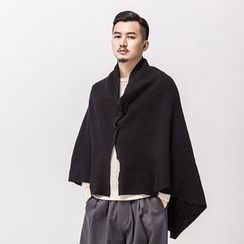Ashen - Chinese-Style Cape