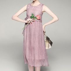 Alaroo - Silk Sleeveless Dress