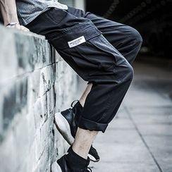 TNMK - Straight-Leg Cargo Pants